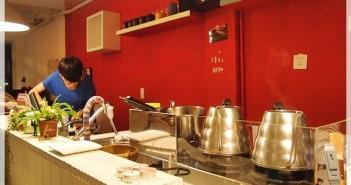 台中-Derive Art+Cafe Amarcord藝文空間。休憩談天當文青