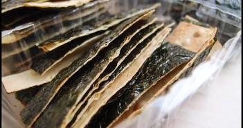 星球工坊-海苔脆片。酥脆口感還不賴