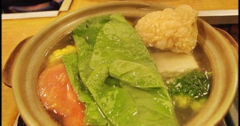 [食記]台北東區-陶浣沙。平價健康小火鍋