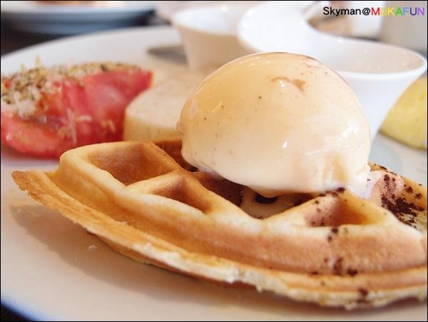 [食記]台中-越界咖啡Café Franchir。簡單、精緻、年輕的夢