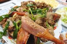 [食記]台中沙鹿-香記烤鴨。小時候吃到大的味道