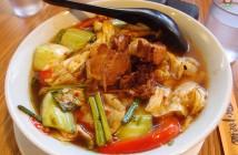 竹北-四川辣麵。好吃的中華料理拉麵